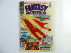 FANTASY MASTERPIECES # 11 - (1967 - MARVEL - Cents Copy) - Last issue of the title - Flat/Unfolded -