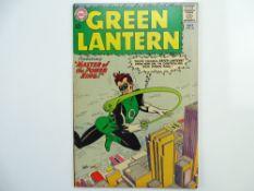 GREEN LANTERN # 22 - (1963 - DC - Cents Copy) - Hector Hammond appearance + Jordan Brothers backup
