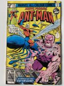 MARVEL PREMIERE: ANT-MAN # 48 (1979 - MARVEL - Pence Copy) - Second appearance Ant-Man II (Scott