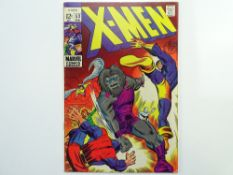 UNCANNY X-MEN # 53 - (1969 - MARVEL - Cents Copy with Pence Stamp) - Blastaar appearance + Origin of