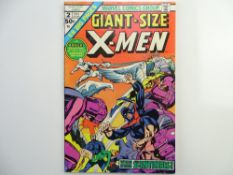 UNCANNY X-MEN: GIANT-SIZE # 2 - (1975 - MARVEL CENTS Copy) - Gil Kane and Klaus Janson cover -
