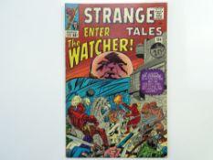 STRANGE TALES # 134 - (1965 - MARVEL - Cents Copy with Pence Stamp) - Doctor Strange, Watcher, Kang,