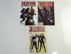 BLACK WIDOW: BREAKDOWN #1, 2, 3 (3 in Lot) - (2001 - MARVEL CENTS Copy) - All First Prints -