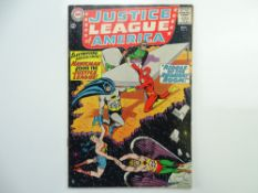 JUSTICE LEAGUE OF AMERICA # 31 (1964 - DC - Cents Copy) - Hawkman joins the Justice League +