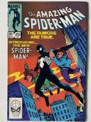 AMAZING SPIDER-MAN # 252 (1984 - MARVEL - Cents/Pence Copy) -