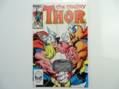 THOR # 338 - (1983 - MARVEL - Cents/Pence Copy) - Second appearance of Beta Ray Bill - Walt Simonson
