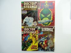 DOCTOR STRANGE # 170, 173, 174, 176 (Group of 4) - (1968/69 - MARVEL - Cents Copy with Pence