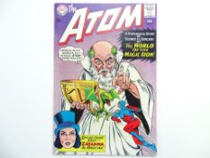 ATOM # 19 (1965 - DC - Cents Copy) - Second appearance of Zatanna - Gil Kane, Murphy Anderson, Sid