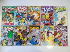UNCANNY X-MEN # 299, 300, 301, 302, 303, 304, 305, 306, 307, 308 (Group of 10) - (1993 - MARVEL