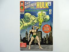 TALES TO ASTONISH # 78 - (1966 - MARVEL - Pence Copy) - Sub-Mariner and the Hulk stories + Puppet