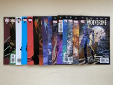 WOLVERINE LOT (Group of 15) - (MARVEL - Cents Copy) - Complete FULL Issue runs for the following