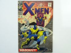 UNCANNY X-MEN # 26 - (1966 - MARVEL - Cents Copy) - X-Men battle Kukulcan (El Tigre) - Flat/Unfolded
