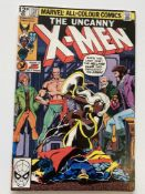 UNCANNY X-MEN # 132 - (1980 - MARVEL Pence Copy) - Jason Wynegarde is revealed to be Mastermind +