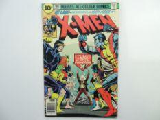 UNCANNY X-MEN # 100 - (1976 - MARVEL - Pence Copy) - The original X-Men vs. the new X-Men. Partial