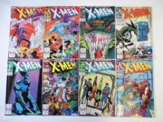 UNCANNY X-MEN # 230, 231, 232, 233, 234, 235, 236, 237 (Group of 8) - (1988 - MARVEL Cents/Pence
