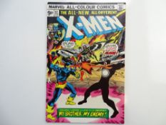 UNCANNY X-MEN # 97 - (1976 - MARVEL - Pence Copy) - First (brief) appearance of Lilandra + Havok and