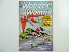 WONDER WOMAN # 144 - (1964 - DC - Cents Copy) - Wonder Girl cover and story + First appearance of