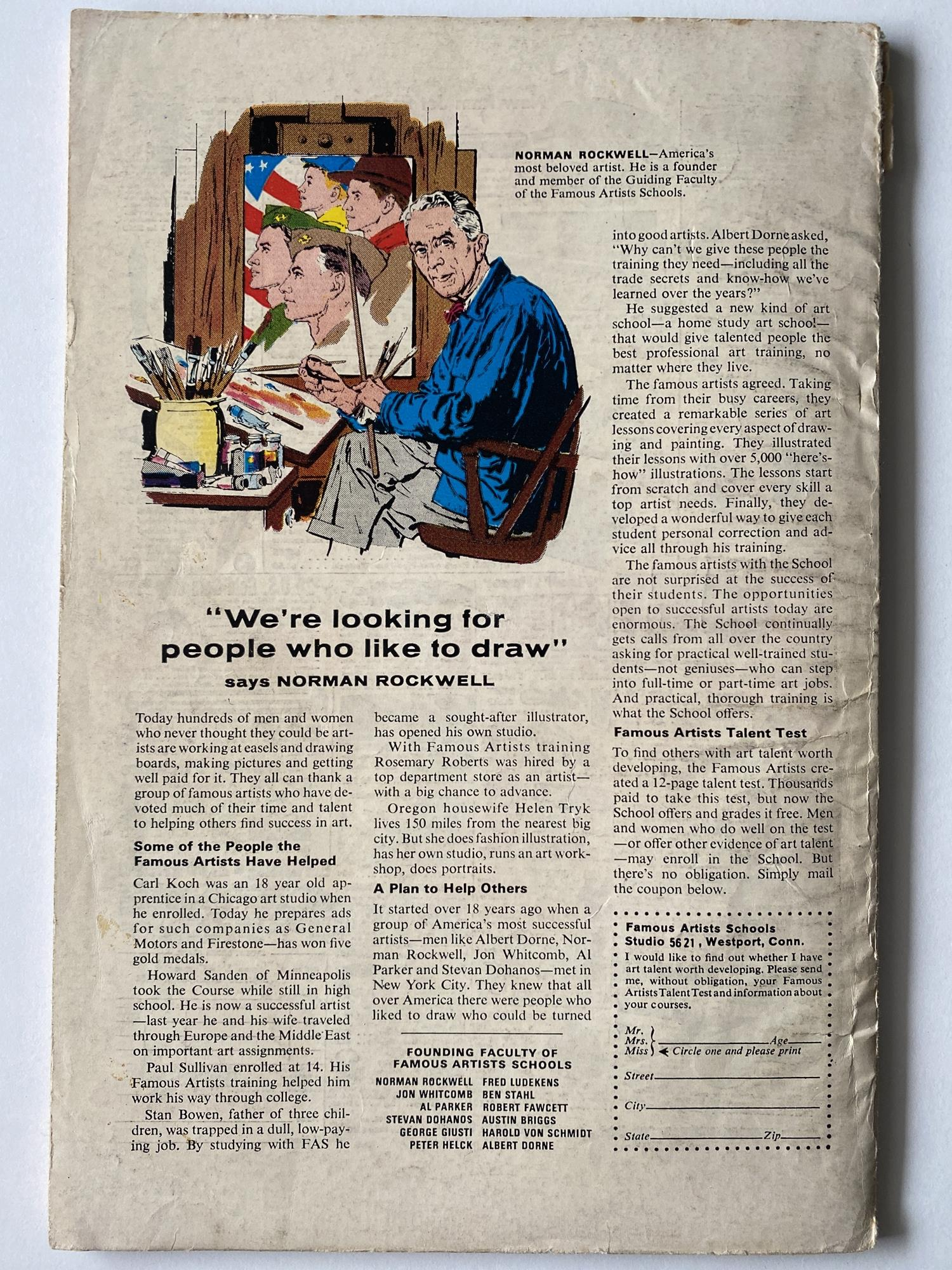 Lot 6 - MARVEL SUPER HEROES: CAPTAIN MARVEL # 12 (1967 - MARVEL - Cents Copy with Pence Stamp) - Origin