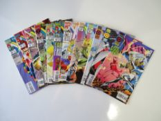 UNCANNY X-MEN # 309, 310, 311, 312, 313, 314, 315, 316, 317, 318, 319, 320 (Group of 12) - (1994/