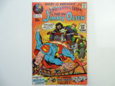 SUPERMAN'S PAL: JIMMY OLSEN # 133 (1970 - DC - Cents Copy with Pence Stamp) - The first 'Fourth
