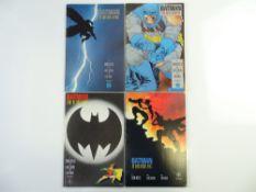 BATMAN: THE DARK KNIGHT RETURNS #1, 2, 3, 4 (4 in Lot) - (1986 - DC Cents Copy) - Classic Batman