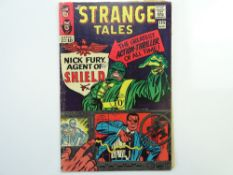 STRANGE TALES # 135 - (1965 - MARVEL - Cents Copy with Pence Stamp) - First appearances of S.H.I.E.