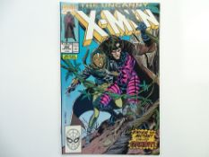 UNCANNY X-MEN # 266 - (1990 - MARVEL - Cents/Pence Copy) - The first full appearance of Gambit +