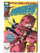DAREDEVIL # 181 (1982 - MARVEL - Cents/Pence Copy) - 'Death' of Elektra + Appearances by Bullseye,