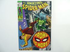 AMAZING SPIDER-MAN # 79 - (1969 - MARVEL - Cents Copy) - Second appearance of the Prowler - John