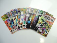 SPECTACULAR SPIDER-MAN # 91, 107, 108, 110, 111, 117, 119, 121, 123, 125, 130, 128, 126, 127 (