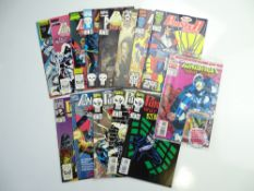 PUNISHER LOT (Group of 14) to include PUNISHER: ANNUALS #1, 2, 3 (1988, '89, '90 Cents/Pence Copy) +