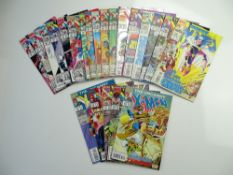 UNCANNY X-MEN LOT (Group of 22) - (MARVEL Cents/Pence Copy) - To include UNCANNY X-MEN (1992/94) #