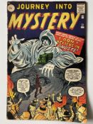 JOURNEY INTO MYSTERY # 77 - (1962 - MARVEL - Pence Copy) - Jack Kirby cover + Kirby and Steve