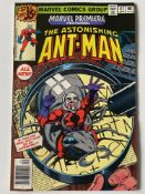 MARVEL PREMIERE: ANT-MAN # 47 (1979 - MARVEL - Cents Copy) - First appearance of 'Movie' Ant-Man