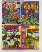 MARVEL TREASURY EDITIONS LOT (Group of 4) - (1976/78 - MARVEL Cents & Pence Copy) - Lot includes #