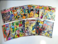 MIXED DC SUPER-HERO LOT (Group of 25) to include GREEN LANTERN & GREEN ARROW # 89 - WORLD'S FINEST #