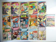 MIXED DC SUPER-HERO LOT (Group of 16) to include SUPERMAN # 178 (x 2), 180, 181, 223, 224, 254, 358,