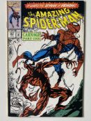 AMAZING SPIDER-MAN # 361 (1992 - MARVEL - Cents/Pence Copy) - First full appearance of Carnage (