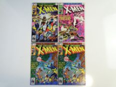 UNCANNY X-MEN # 126, 127, 128 (x 2) - (Group of 4) - (1979 - MARVEL Pence Copy) - Proteus and
