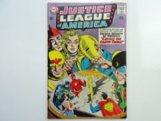 JUSTICE LEAGUE OF AMERICA # 29 (1964 - DC - Cents Copy) - 'Crisis on Earth-Three' storyline +