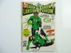 GREEN LANTERN # 87 - (1971 - DC - Cents Copy with Pence Stamp) - First appearance of John