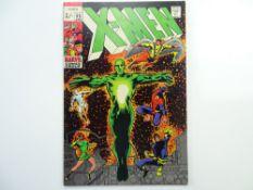 UNCANNY X-MEN # 55 - (1969 - MARVEL - Pence Copy) - Alex Summers (Havok) discovers his mutant powers