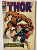 THOR # 135 (1966 - MARVEL - Pence Copy) - High Evolutionary appearance - Jack Kirby cover and