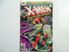 UNCANNY X-MEN # 99 - (1976 - MARVEL - Pence Copy) - First appearance Black Tom Cassidy - Sentinels