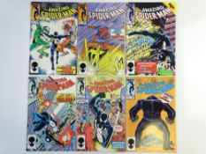 AMAZING SPIDER-MAN # 266, 267, 278, 269, 270, 271 (Group of 6) - (1985 - MARVEL - Cents/Pence