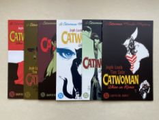 CATWOMAN: WHEN IN ROME (Group of 6) - ALL FIRST PRINTS (2004/05 - DC - Cents Copy) - Includes #1, 2,