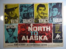JOHN WAYNE: NORTH TO ALASKA (1960), LEGEND OF THE LOST (1957 - Irish censored version), THE