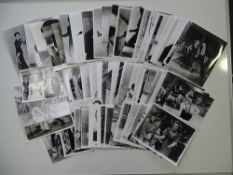 A large quantity of original and reproduction black and white stills as lotted