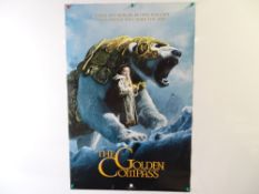 ACTION/ADVENTURE: A large quantity of film and commercial posters to include: THE GOLDEN COMPASS (