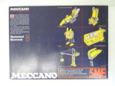 VINTAGE TOYS: MECCANO - A 430 part 'MECCANO 5ME' c